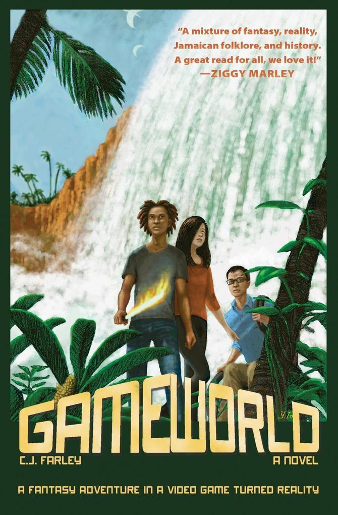 Game World als eBook Download von C. J. Farley