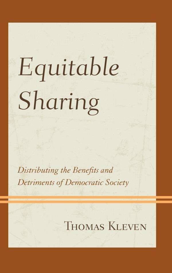 Equitable Sharing als eBook Download von Thomas...