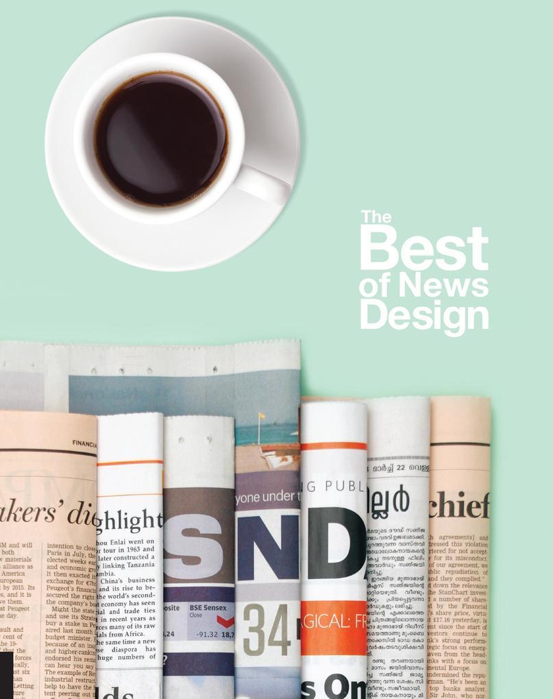 The Best of News Design als eBook Download von