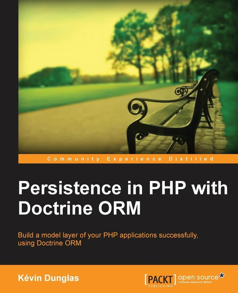 Persistence in PHP with the Doctrine ORM als Bu...