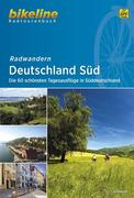 Bikeline Radtourenbuch Radwandern Deutschland Süd