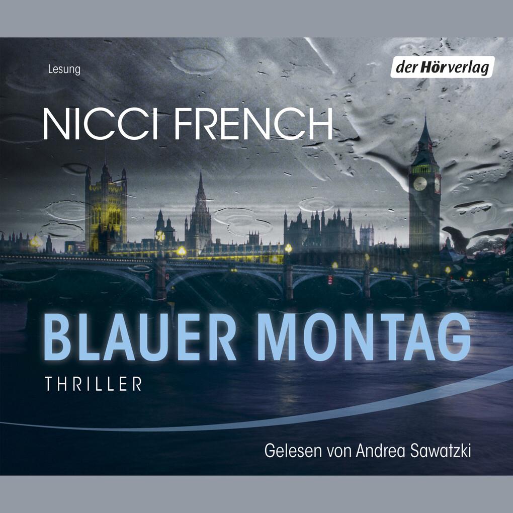 Blauer Montag als Hörbuch Download
