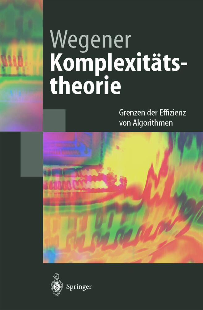 Komplexitätstheorie als Buch