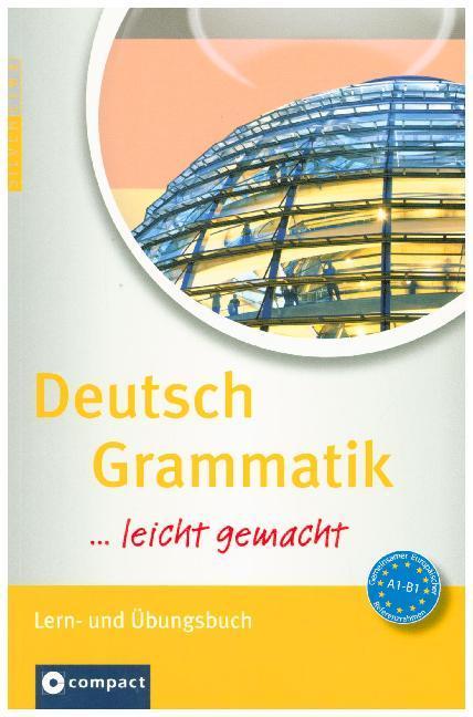 Deutsch Grammatik ...leicht gemacht als Buch