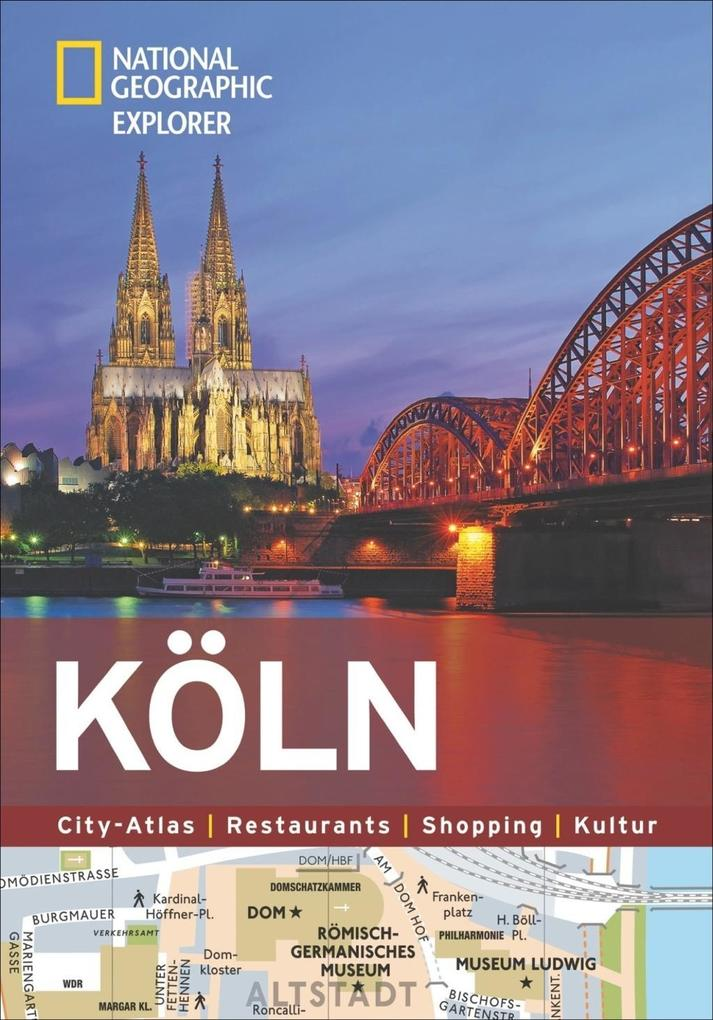 National Geographic Explorer Köln als Buch von