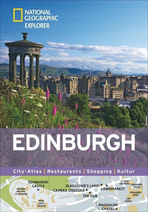 National Geographic Explorer Edinburgh als Buch...
