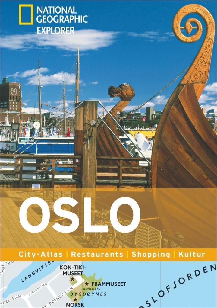 National Geographic Explorer Oslo als Buch von