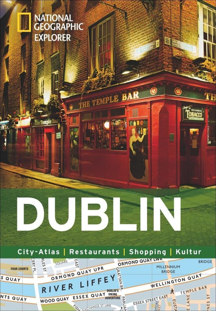 National Geographic Explorer Dublin als Buch von