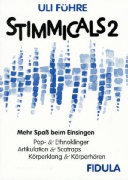 Stimmicals 2 als Buch
