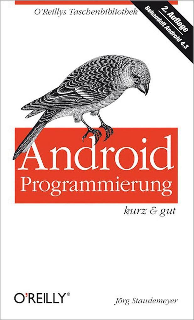 Android-Programmierung kurz & gut als eBook Dow...