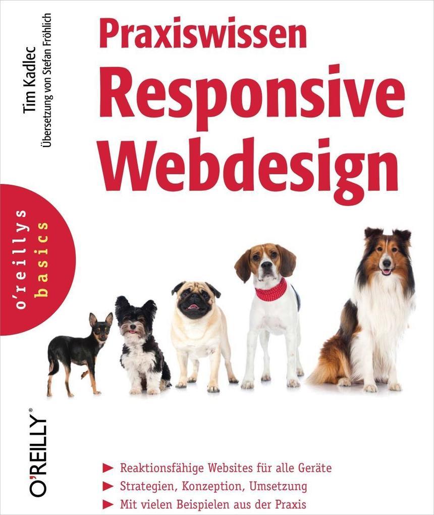 Praxiswissen Responsive Webdesign als eBook Dow...