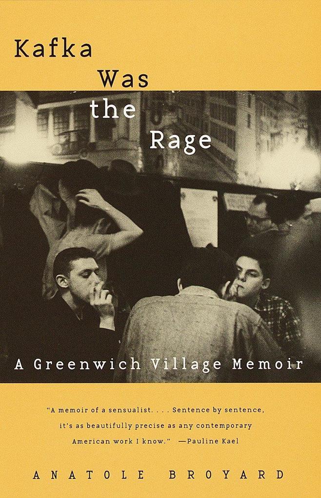 Kafka Was the Rage als Taschenbuch