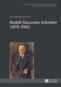Rudolf Alexander Schröder (1878-1962)