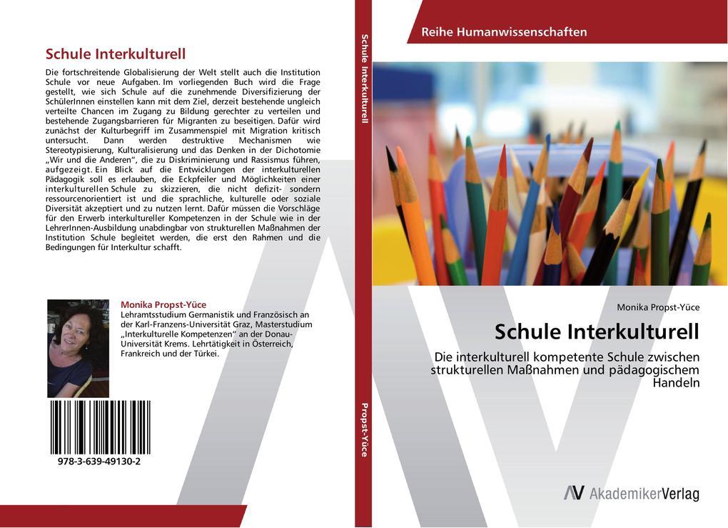 Schule Interkulturell als Buch von Monika Props...