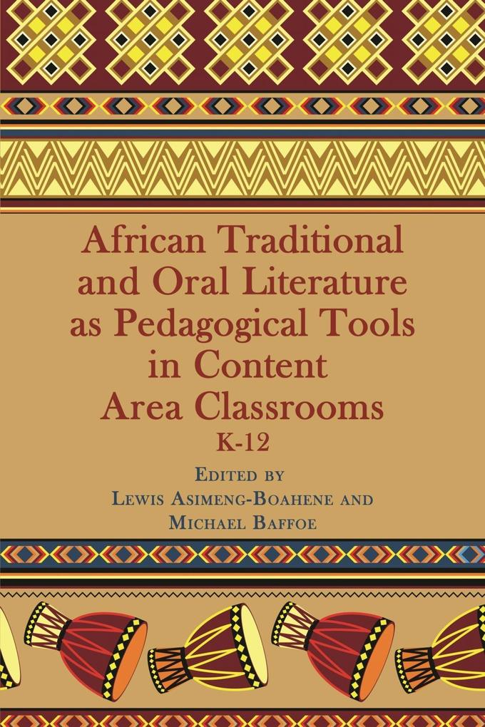 African Traditional And Oral Literature As Peda...