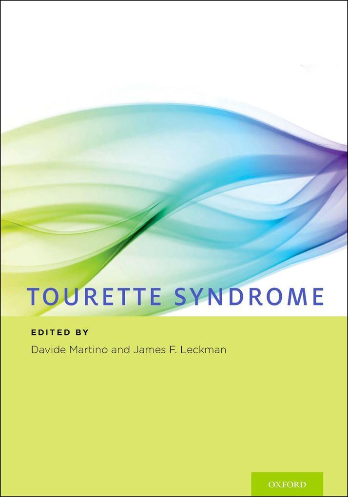 Tourette Syndrome als eBook Download von