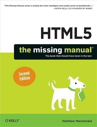 HTML5: The Missing Manual als eBook Download vo...