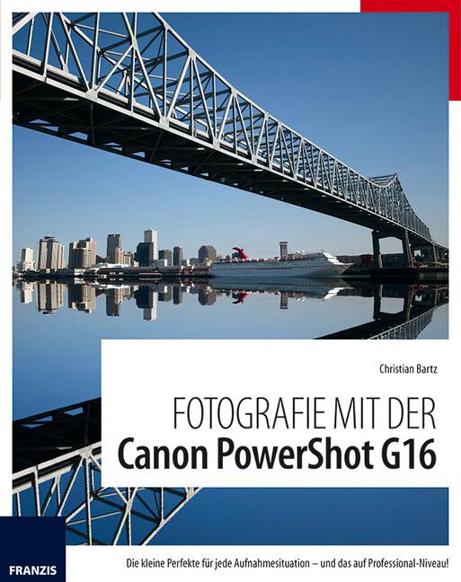 Fotografie mit der PowerShot G16 (Canon) als Bu...