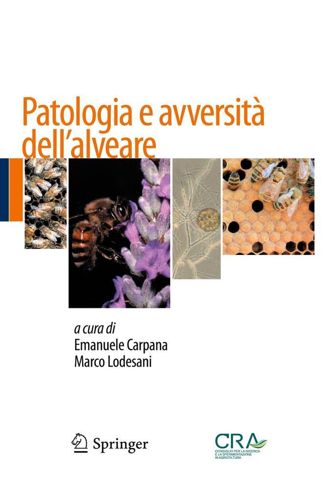 Patologia e avversità dell'alveare als Buch