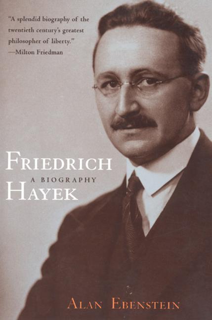 Friedrich Hayek als Taschenbuch