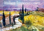 Italien Impressionen (Posterbuch DIN A2 quer)
