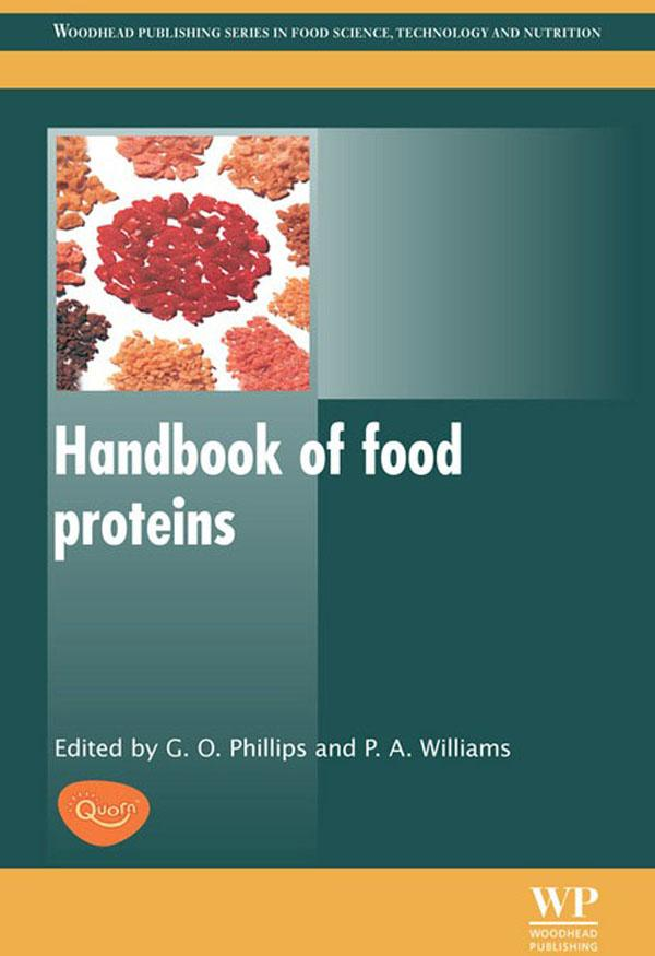 Handbook of Food Proteins als eBook Download von