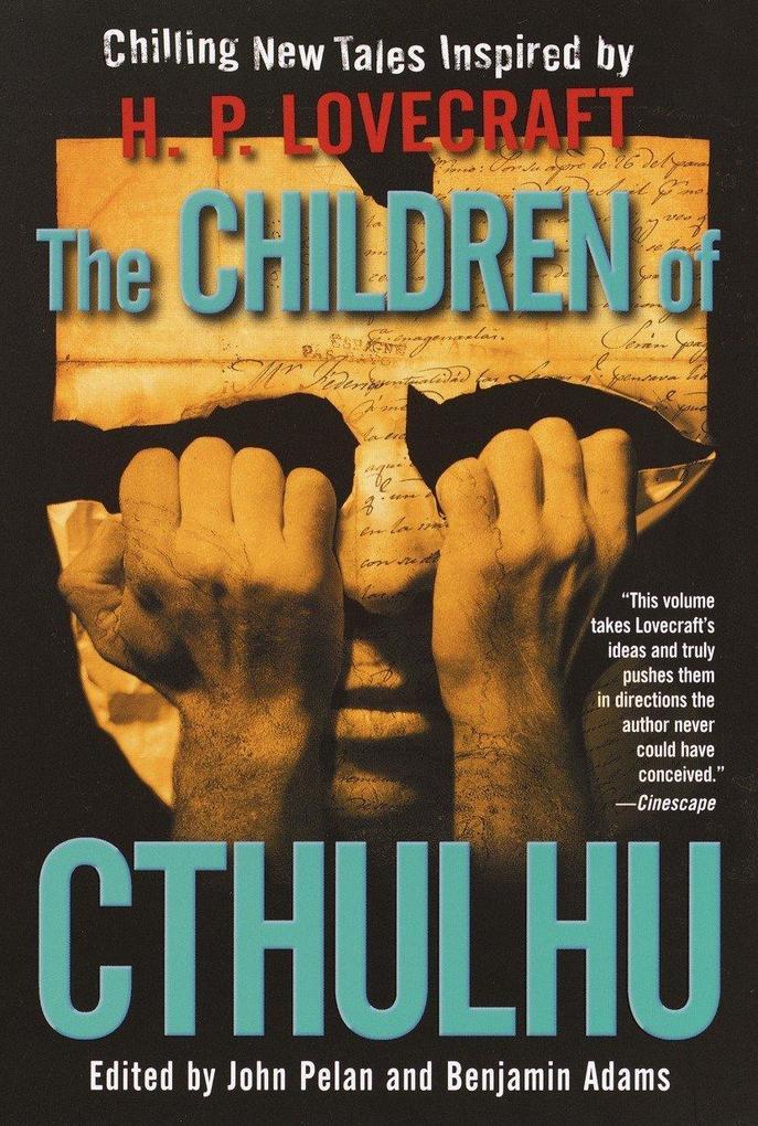 The Children of Cthulhu als Taschenbuch