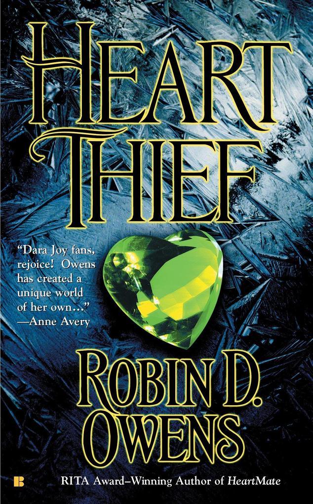 Heart Thief als Taschenbuch