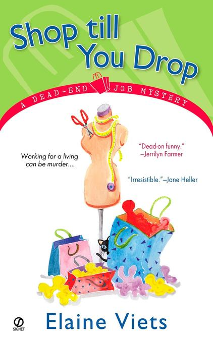 Shop Till You Drop: A Dead-End Job Mystery als Taschenbuch