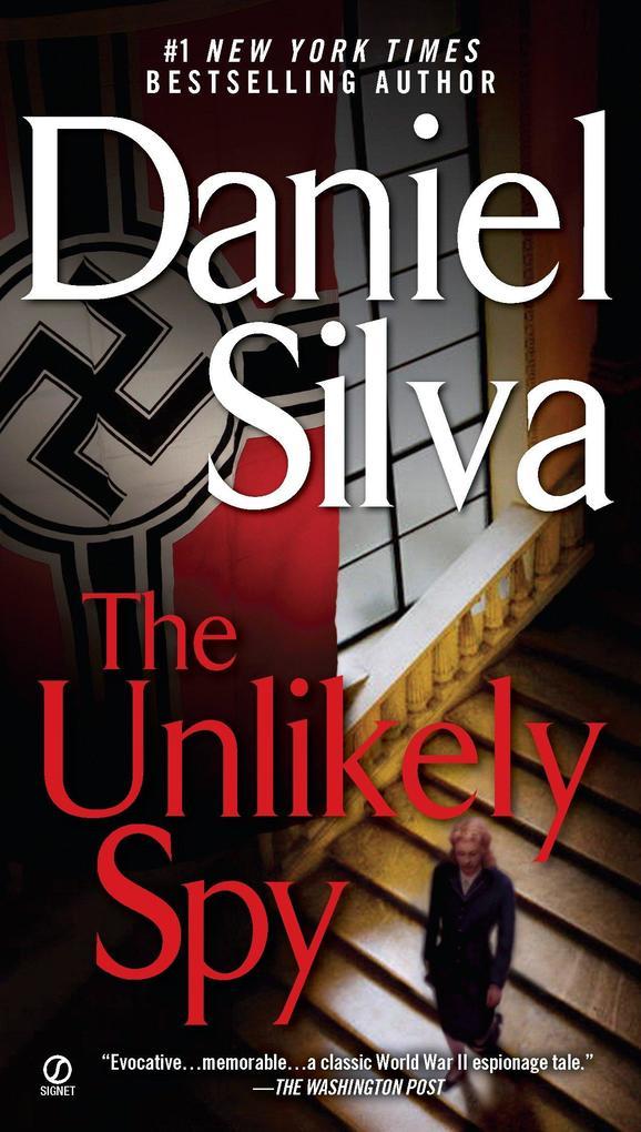 The Unlikely Spy als Taschenbuch