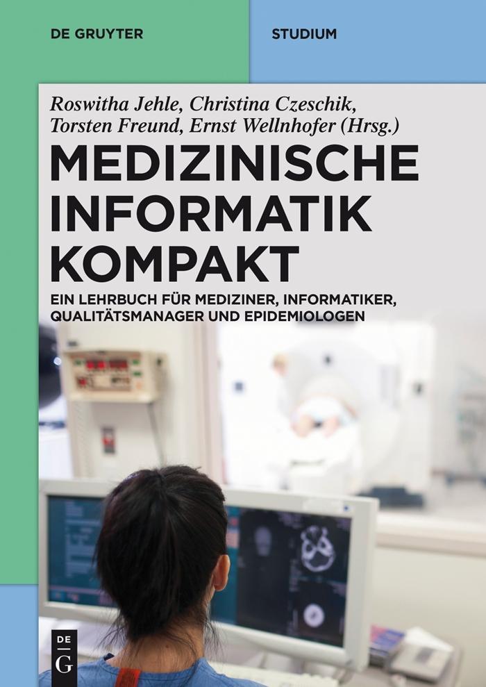 Medizinische Informatik kompakt als eBook Downl...