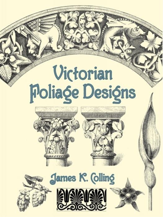 Victorian Foliage Designs als Taschenbuch