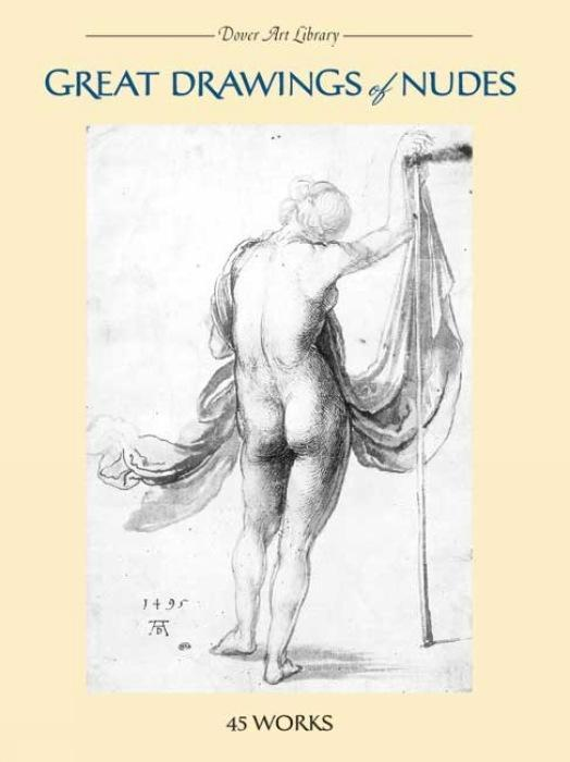 Great Drawings of Nudes: 45 Works als Taschenbuch