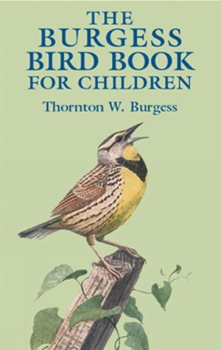The Burgess Bird Book for Children als Taschenbuch
