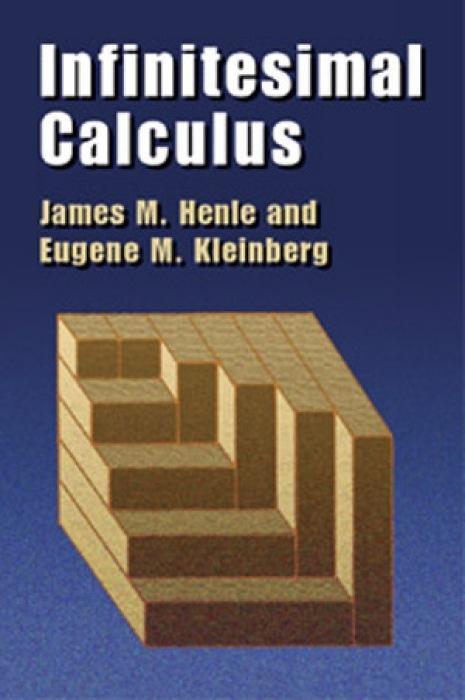 Infinitesimal Calculus als Taschenbuch