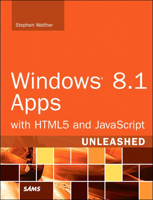 Windows 8.1 Apps with HTML5 and JavaScript Unle...