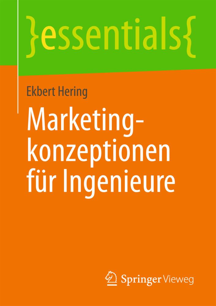 Marketingkonzeptionen für Ingenieure als Buch v...
