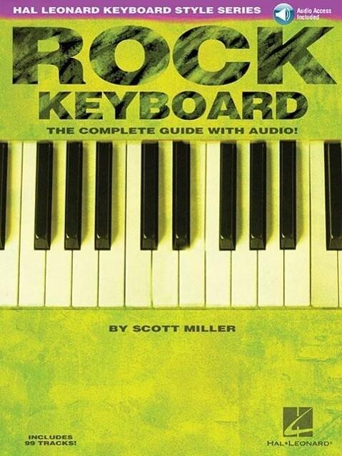 Rock Keyboard als Taschenbuch