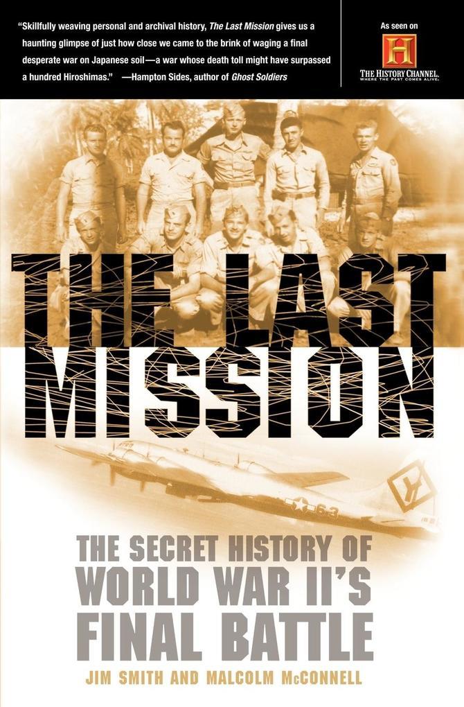The Last Mission als Taschenbuch