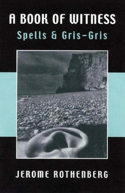 A Book of Witness: Spells & Gris-Gris als Taschenbuch