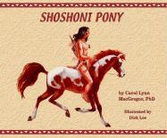 Shoshoni Pony als Buch