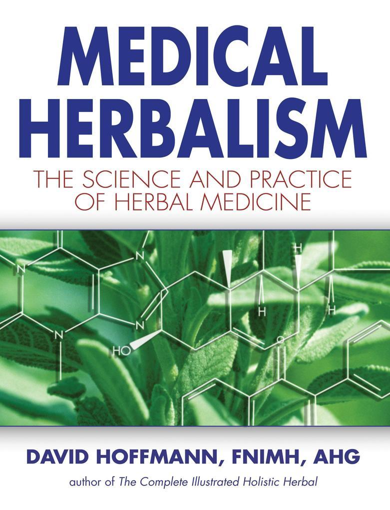 Medical Herbalism als Buch