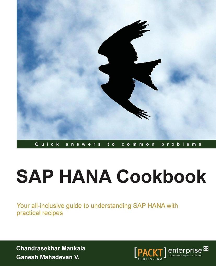 SAP HANA Cookbook als Buch von Chandrasekhar Ma...