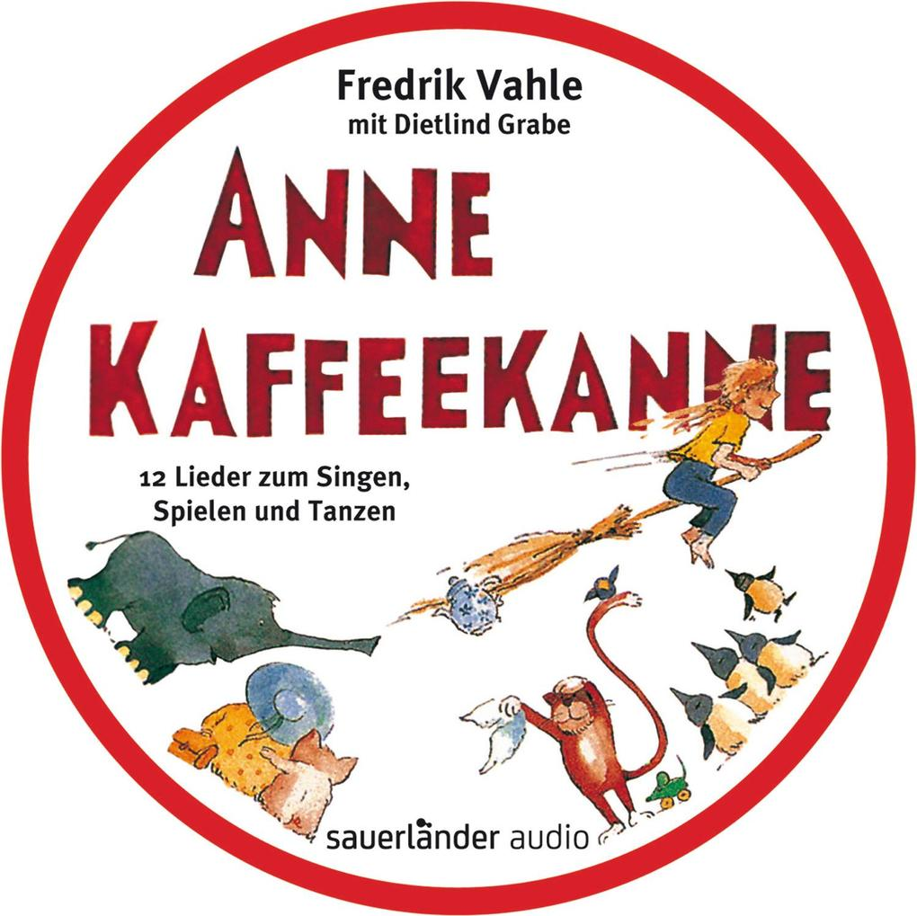 Anne Kaffeekanne als Hörbuch