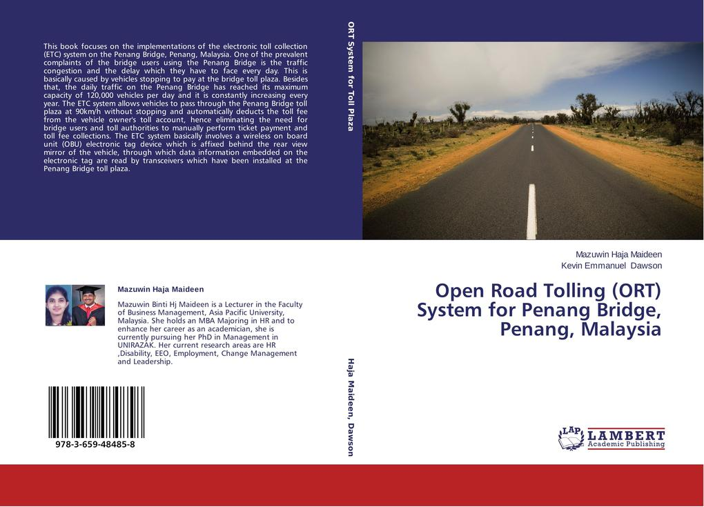 Open Road Tolling (ORT) System for Penang Bridg...
