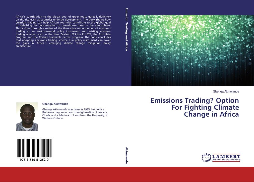 Emissions Trading? Option For Fighting Climate ...