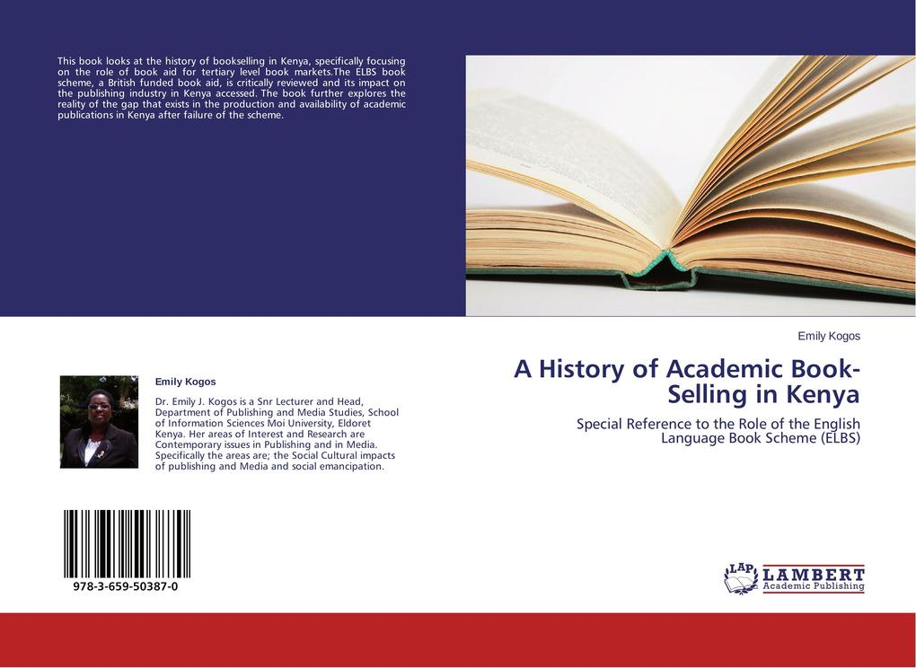 A History of Academic Book-Selling in Kenya als...
