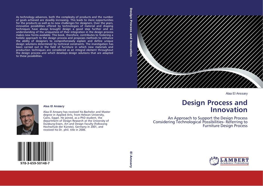 Design Process and Innovation als Buch von Alaa...