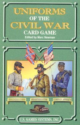 Uniforms of the Civil War Card Game als Spielwaren