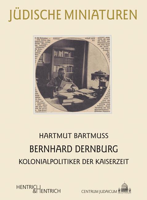 Bernhard Dernburg als Buch